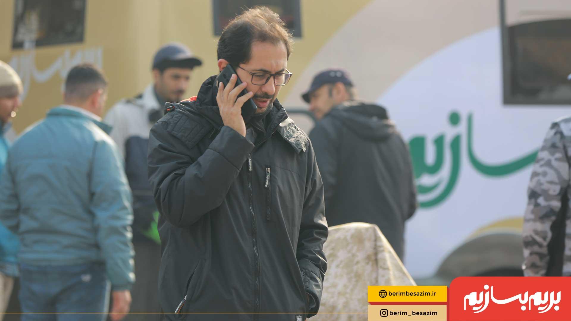 ریلیتی شویی که منجر به ایجاد خیریه شد/ گفت و گو با «احمد شفیعی»، تهیه کننده «بریم بسازیم»