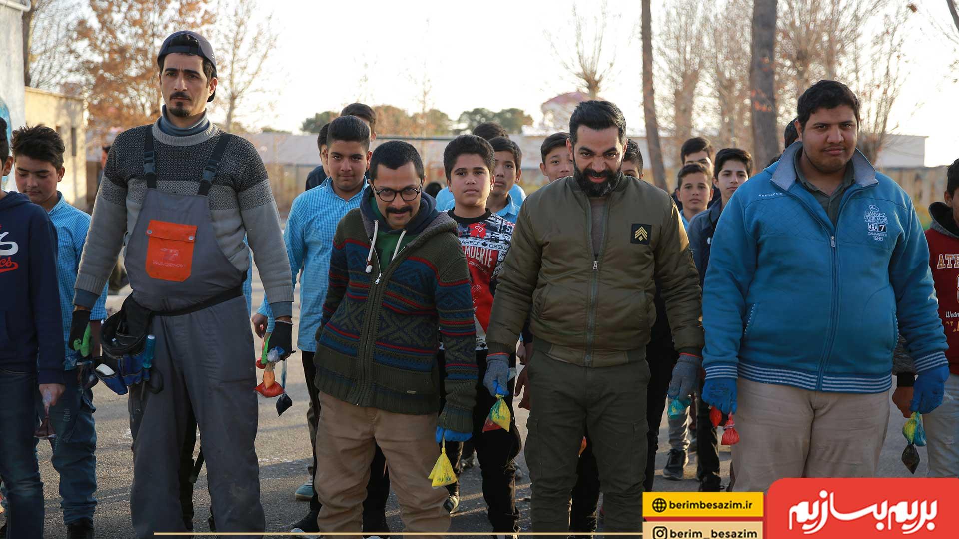 تهیهکننده «بریم بسازیم»: برخی اعتراضها به برنامه جهتدار است/ گفت و گو با «احمد شفیعی»